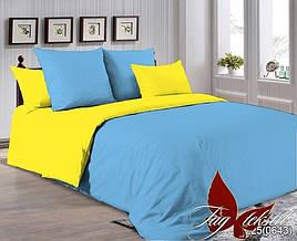 Евро комплект постельного белья P-4225(0643)
