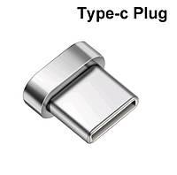 Коннектор к магнитному кабелю Elough E03 E04 Type-C, фото 1