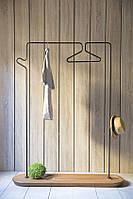 Вешалка для одежды в стиле  лофт 7
