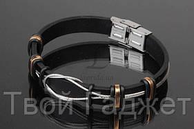 ОПТ/Розница Кожаный мужской браслет (Цена за 1 шт)