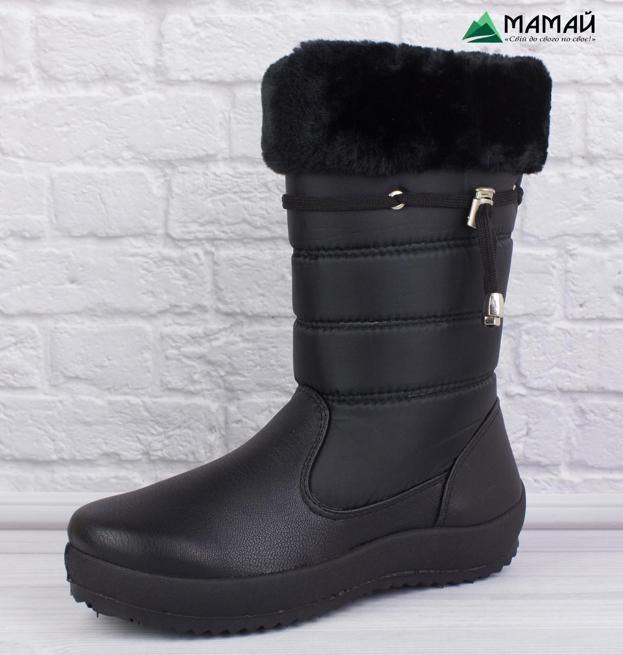 Дутіки жіночі від Львівської фабрики взуття