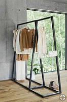 Вешалка для одежды в стиле  лофт 13