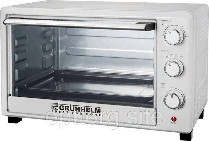 Печь электрическая 33 л 1600 Вт Grunhelm GN33A