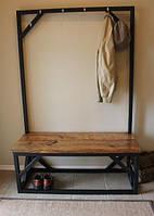 Вешалка для одежды в стиле  лофт 14