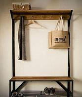 Вешалка для одежды в стиле  лофт 15