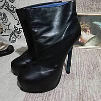 Женская обувь Saint Laurent в категории ботильоны, ботинки женские в ... 0c8df7930f0