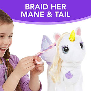 Интерактивный единорог Звезда Лили FurReal Friends StarLily, My Magical Unicorn, фото 2