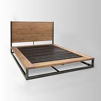 Кровать в стиле лофт 5