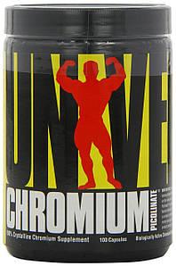 Жиросжигатель Universal Chromium Picolinate 100 caps, Юниверсал Хром Пиколинат 100 капсул