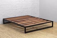 Кровать в стиле лофт 7