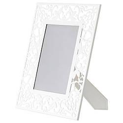 ФРОСАКУЛЛЬ Рама для фотографий, белый, 13x18 см 10232863, IKEA, ИКЕА, FRÖSAKULL