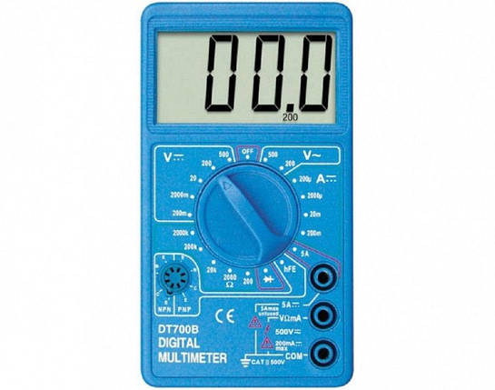 Мультиметр Тестер DT 700B , фото 2