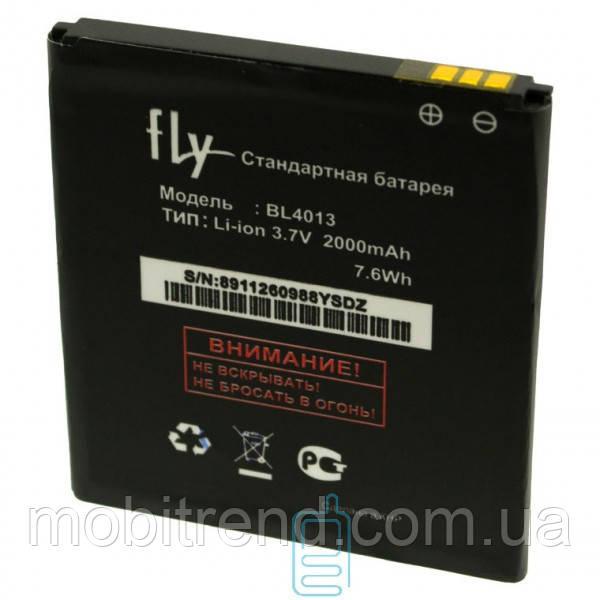 Аккумулятор Fly BL4013 2000 mAh IQ441 Radiance AAAA/Original тех.пакет