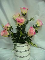 Букет роза новая А (8 шт в упаковке)