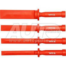 Набір скребків 265 мм(4 предметів).
