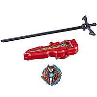 Бейблейд Взрыв Экскалиус X3 и пускатель меч Beyblade Burst Xcalius X3 Hasbro