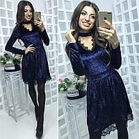a70dab79b77 Велюровое платье оптом в категории платья женские в Украине ...
