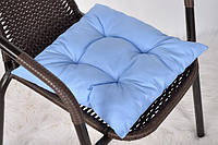 "Мягкая подушечка на стул ""Blue"""