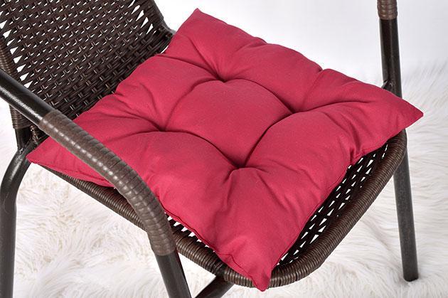 """Мягкая подушечка на стул """"Red"""""""