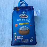 Рис AL-Hashmi шлифованный пропаренный довгозернистий 5 кг, фото 1