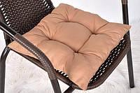 """Мягкая подушечка на стул """"Cappuccino"""""""