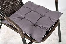 "Мягкая подушечка на стул ""Gray"""