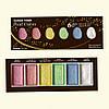 Акварель ZIG Gansai Tambi Pearl Colors (6 перламутровых оттенков)