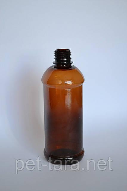 Пэт бутылка 0.5л химия флакон
