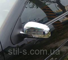 Накладки на зеркала Skoda SUPER B I (2002-2008)