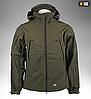 Демисезонная тактическая куртка M-TAC Soft Shell (tan), фото 10