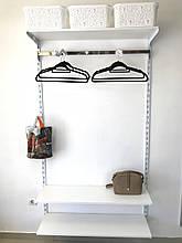 Решение для хранения одеджы и обуви №2