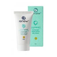Дневной увлажняющий крем тройного действия для проблемной кожи Triple Active Day Cream, 50 мл