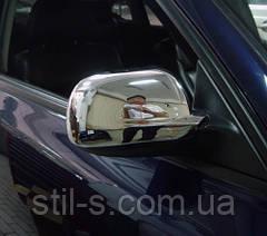 Накладки на зеркала VW GOLF IV (1997-2003)