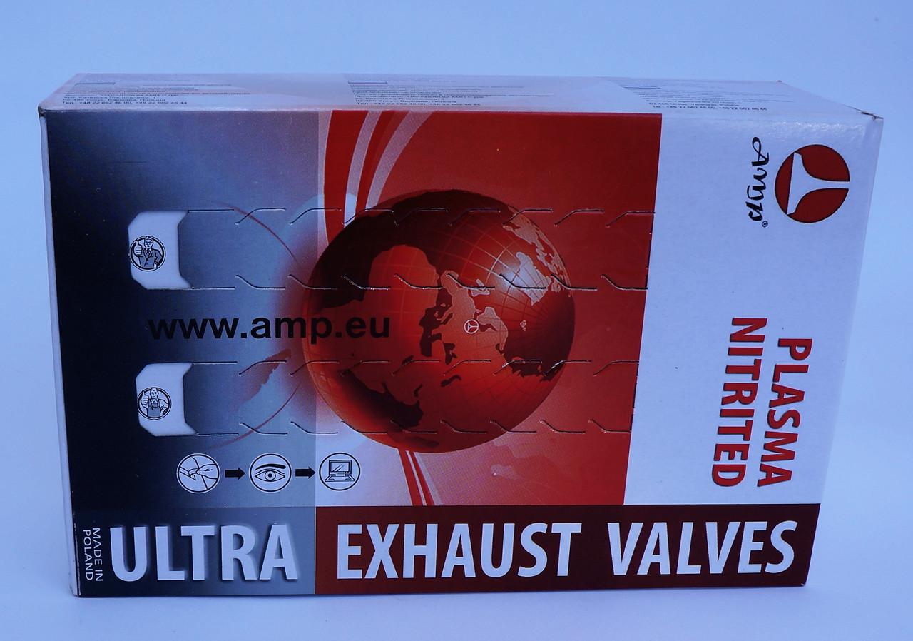 Клапани випускні ВАЗ 2110, 1.5, 16 кл.  (4 шт.) азотовані AMP PLAD007-A-0-N