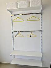 Решение для хранения одеджы и обуви №3