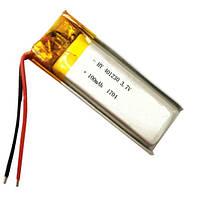 Литий полимерный аккумулятор 041230, 100mAh
