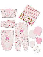 Набор для новорожденной девочки в роддом