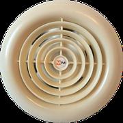 Вентилятор MMotors JSC MM-100 кремовий круглий, Київ купити акція