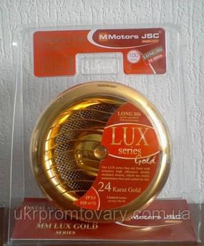 Вентилятор MMotors JSC MM-100 LUX GOLD (24 Karat Gold), Киев купить акция, фото 2