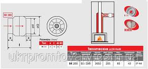 Вентилятор Mmotors JSC серия ВК-200 Т (с термостатом), Киев купить акция, фото 3
