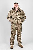 Камуфляжный костюм зимний Мультикам НАТО