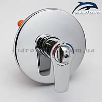 Термостатический смеситель скрытого монтажа для душа SVTB-01., фото 1