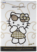 HK13-258K Гофрокартон цветной (металлизированный) KITE 2013 Hello Kitty 258, фото 1