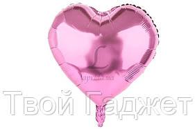 ОПТ/Розница Воздушный шар сердце (45см)