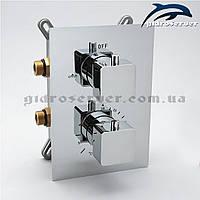 Термостатический смеситель для душа скрытого монтажа KVTB-02., фото 1