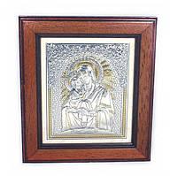 Икона серебряная Почаевская 14 х 17 см