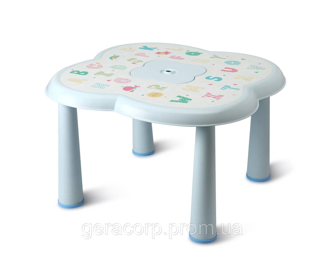 Детский столик АВС