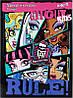 Гофрокартон цветной KITE 2014 Monster High 256 (MH14-256K)