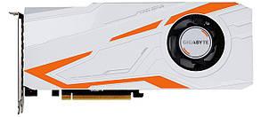 "Видеокарта Gigabyte GTX 1080Ti Turbo 11GB GDDR5X 352bit (GV-N108TTURBO-11GD) ""Over-Stock"" Б\У"