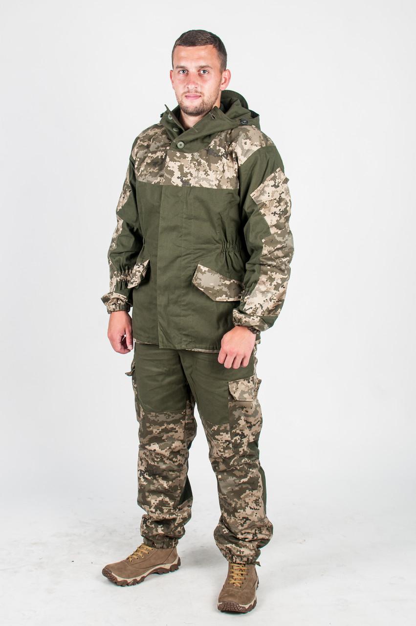 Армейский Костюм Горка ММ-14 Пиксель